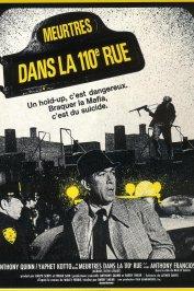 background picture for movie Meurtres dans la 110e rue