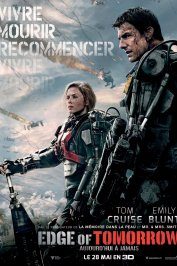 background picture for movie Edge of Tomorrow