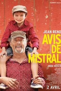 Affiche du film : Avis de mistral