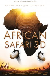 background picture for movie African Safari 3D
