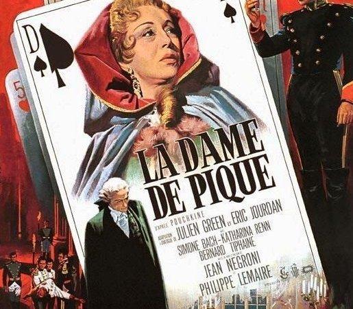 Photo du film : La dame de pique