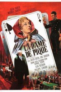 Affiche du film : La dame de pique