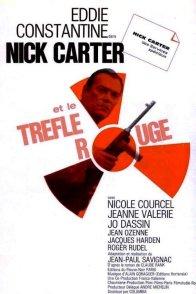 Affiche du film : Nick carter et le trèfle rouge