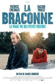 background picture for movie La Braconne