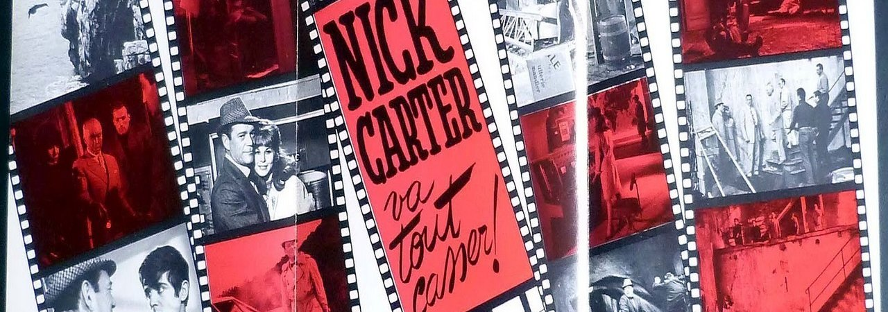 Photo du film : Nick carter va tout casser