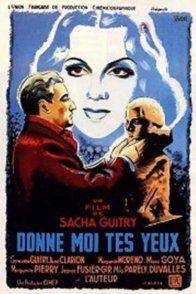 Affiche du film : Donne moi tes yeux