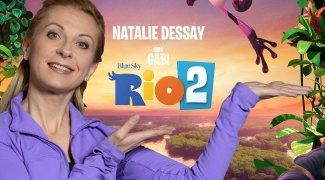 Affiche du film : Rio 2