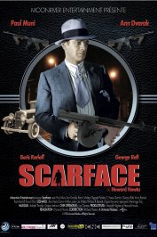 background picture for movie Scarface