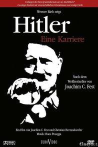 Affiche du film : Hitler une carriere