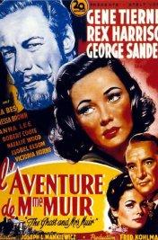Affiche du film L'Aventure de Mme Muir
