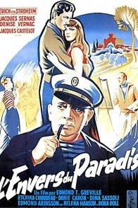Affiche du film : L'envers du paradis