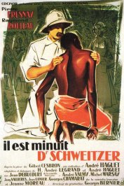 background picture for movie Il est minuit docteur schweitzer