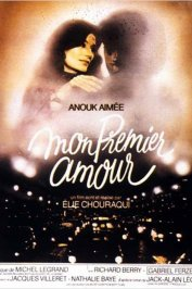 background picture for movie Premier amour