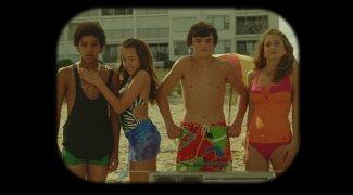 Affiche du film : Ping Pong Summer