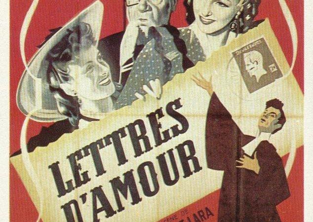 Photo du film : Lettres d'amour
