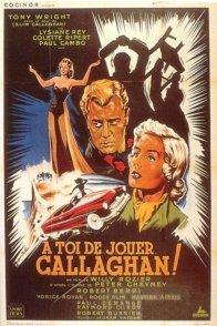 Affiche du film : A toi de jouer callaghan