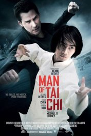 background picture for movie Man of Tai Chi
