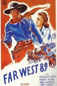 Affiche du film : Far west 89