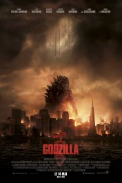 background picture for movie Godzilla 3D