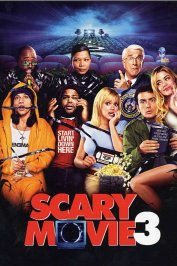 background picture for movie Scary movie 3