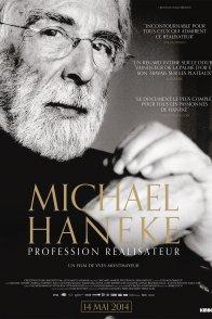 Affiche du film : Michael Haneke : Profession réalisateur