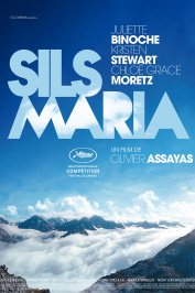 background picture for movie Sils Maria
