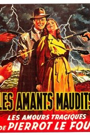 background picture for movie Les amants maudits