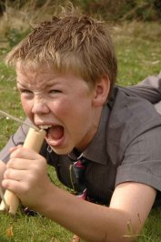 background picture for movie Le fils de Rambow