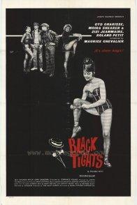 Affiche du film : Les collants noirs