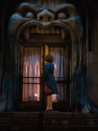 Photo dernier film Barbara Steele