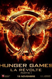 background picture for movie Hunger games - La révolte : Partie 1