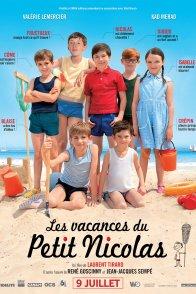 Affiche du film : Les vacances du Petit Nicolas