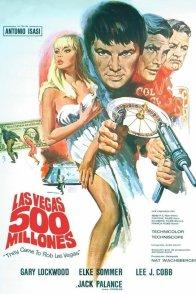 Affiche du film : Les hommes de las vegas