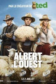 Affiche du film : Albert à l'ouest