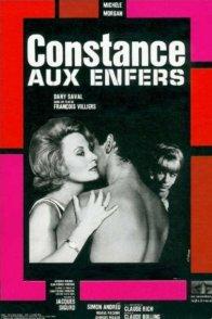 Affiche du film : Constance aux enfers