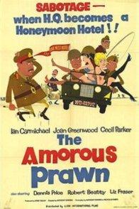 Affiche du film : The amorous prawn