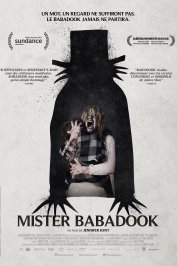 background picture for movie Mister Babadook