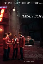 background picture for movie Jersey Boys
