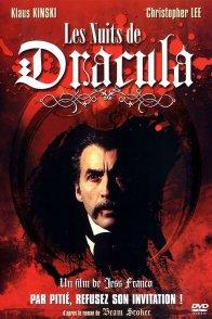 Affiche du film : Les nuits de Dracula