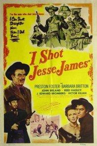 Affiche du film : J'ai tue jesse james