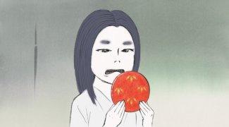 Affiche du film : Le Conte de la Princesse Kaguya