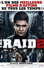background picture for movie The Raid 2
