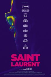 background picture for movie Saint Laurent