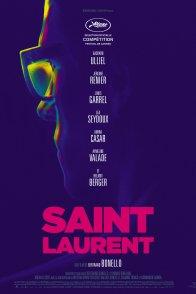 Affiche du film : Saint Laurent