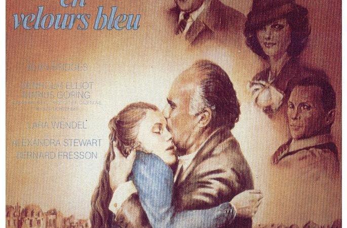 Photo du film : La petite fille en velours bleu