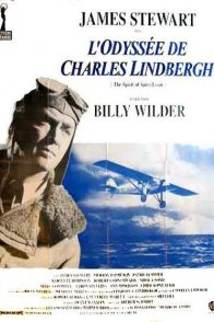 Affiche du film : L'Odyssée de Charles Lindbergh