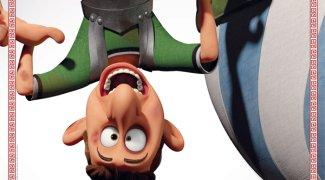 Affiche du film : Asterix - Le Domaine des Dieux