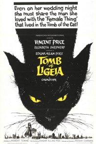Affiche du film : La tombe de ligeia