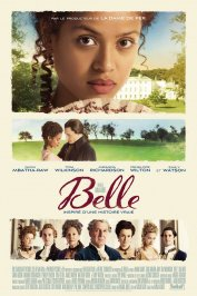 background picture for movie Belle