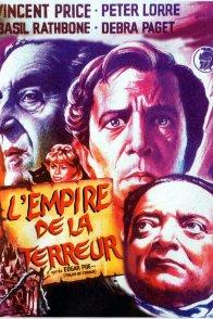 Affiche du film : L'empire de la terreur